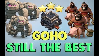 TH9 ( Town Hall 9 ) War Strategy | GOHO Attack | STILL THE BEST | Easy 3 Star 2017 | Clash Of Clans