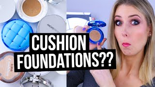 BUY OR BYE || CUSHION FOUNDATIONS: What Worked & What Didn