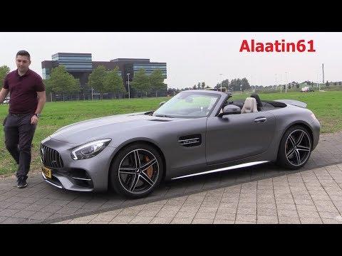 3 Milyonluk Mercedes-AMG GT C 2017 Test