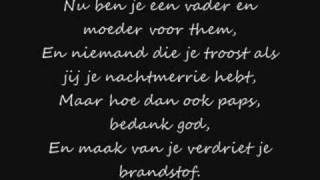 Nino ft. Priester - Uit het oog ( lyrics)