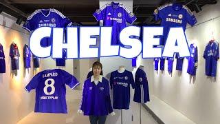 첼시유니폼 전시회, CHELSEA Uniform