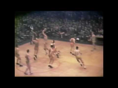 1947 BAA Finals Look Back: Philadelphia Warriors vs Chicago Stags