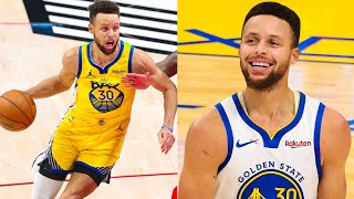 Steph Curry is a ONE MAN ARMY! 2021 MOMENTS