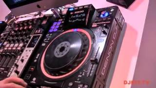 Denon SC2900 CD/MP3/Midi Digital Media DJ Controller with DJkit.tv @ BPM 2012