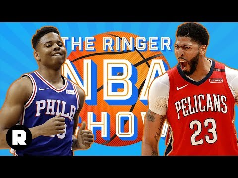 Anthony Davis's Hot Start, the Young Suns, and Early Sixers Reactions | Group Chat (Ep. 322)