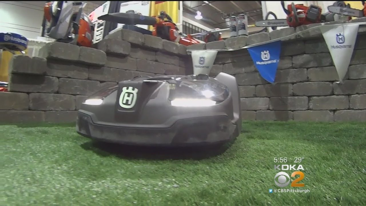 36th Annual Pittsburgh Home And Garden Show Opens Youtube