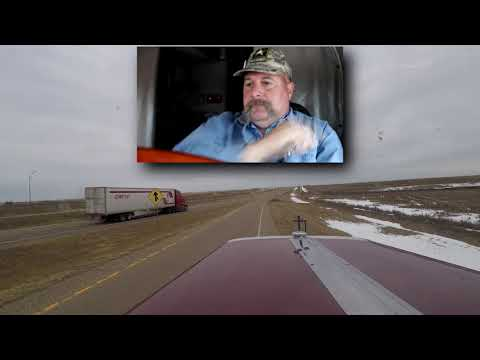 Scotty Page - Watch This: This Truck Driver Does Something You'll Never Expect