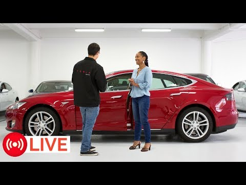 Tesla Offering Auto Insurance at a Premium in US - Teslanomics Live Oct 16th, 2017