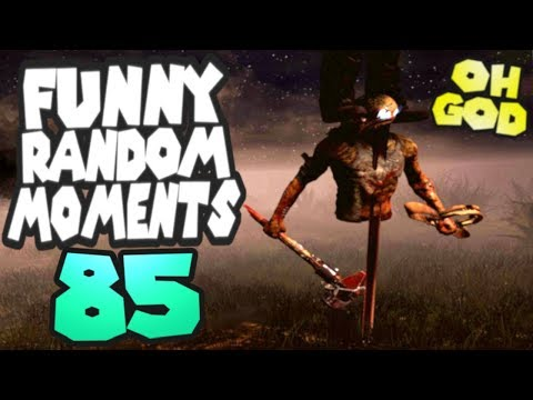 Dead by Daylight funny random moments montage 85