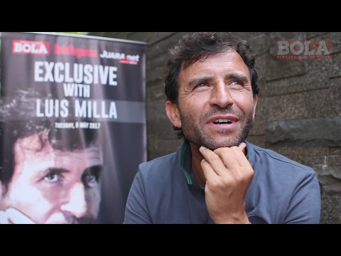 QUICK ANSWERS WITH LUIS MILLA