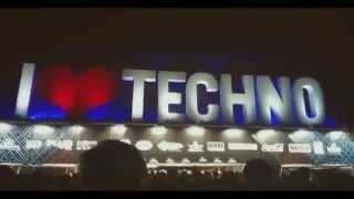 I LOVE TECHNO 2014 (BELGIUM)