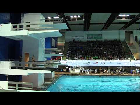 2017 Canada Summer Games - Diving Preliminaries - Men's Platform