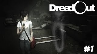 DreadOut: Act 1 | Part 1 | Amazing Indonesian Horror Game!