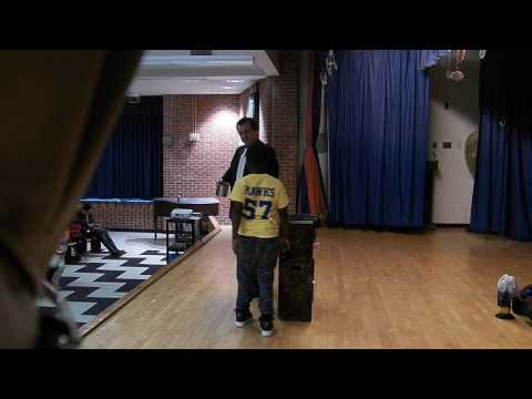 More Magic of Vince at a Staten Island School
