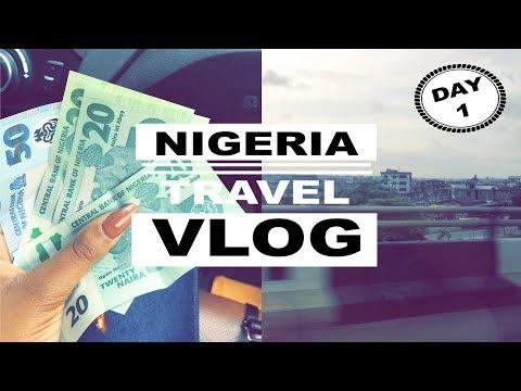 Nigeria Travel Vlog Day 1 | Got A Range Rover & A Benz In Nigeria!
