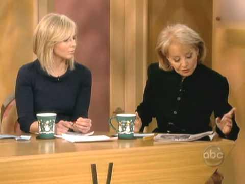 'The View' : Elisabeth Hasselbeck Slams Media for Criticizing  Michelle Obama's Fashion