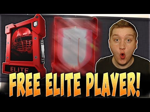 FREE ELITE FROM HURRICANE SOLOS!! | HOW TO GET A FREE ELITE IN MUT 18! | MADDEN 18 FREE ELITE PLAYER