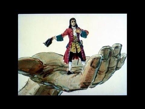 Мультфильм путешествие гулливера в страну великанов