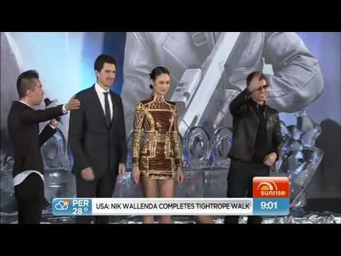 Tom Cruise Miranda Kerr