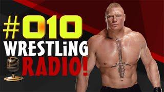 Wrestling RADIO [#10] - Ocena RAW, walki WrestleManii 35, wielka konfrontacja w NXT & więcej!