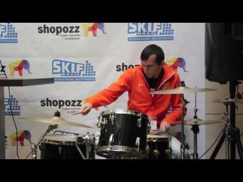 Roman Petrosyan - Drum Solo