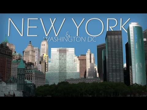 New York & Washington DC [USA Reportage / Doku / Dokumentation Deutsch]