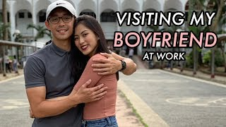 Visiting my Boyfriend by Alex Gonzaga