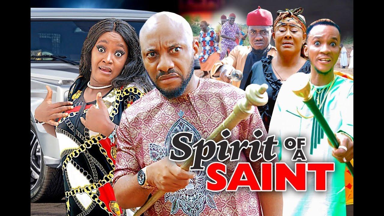 Download SPIRIT OF A SAINT SEASON 4 - (NEW MOVIE)  YUL EDOCHIE 2020 Latest Nigerian Nollywood Movie Full HD