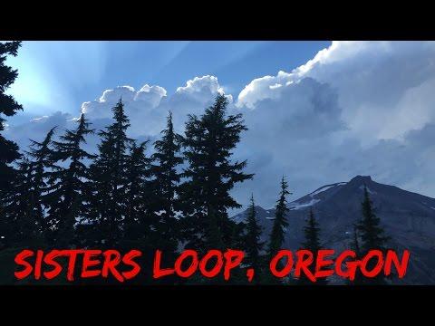 Backpacking The Sisters Oregon Loop