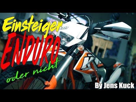 KTM Freeride // Enduro für Einsteiger? // Jens Kuck