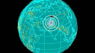 EQ3D ALERT: 2/21/16 - 5.5 magnitude earthquake in Jurm, Afghanistan