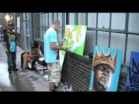 Artist Row OMF