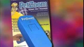 Emson (8140) Petzoom Sonic Pet Trainer