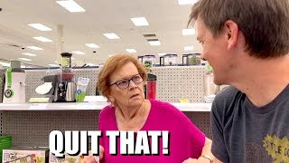PEOPLE HEARING VOICES PRANK