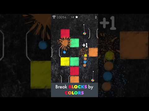 Breaker Mode of Snake Crayon Run iOS game (Latest version)