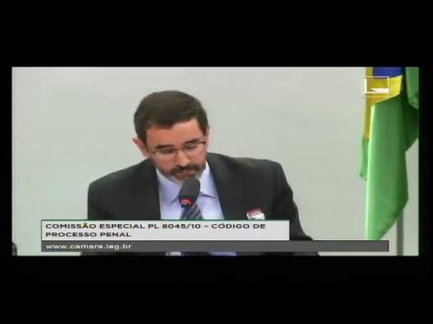 PL 8045/10 - CÓDIGO DE PROCESSO PENAL - Audiência Pública - 30/03/2017 - 13:44