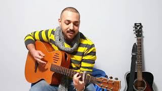 ناويلي على إيه - خالد منيب ( COVER أحمد الطوخي )
