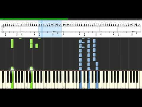Dr Dre - Still Dre feat. Snoop Dog [Piano Tutorial] Synthesia