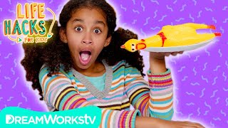 More April Fools Day Hacks! | LIFE HACKS FOR KIDS