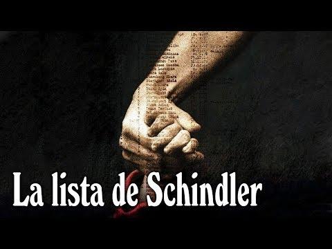 La lista de Schindler  Steven Spielberg 1993