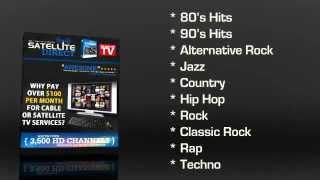 Satellite Direct TV Save 70% | Watch TV Online | TV on Computer | Live Internet TV