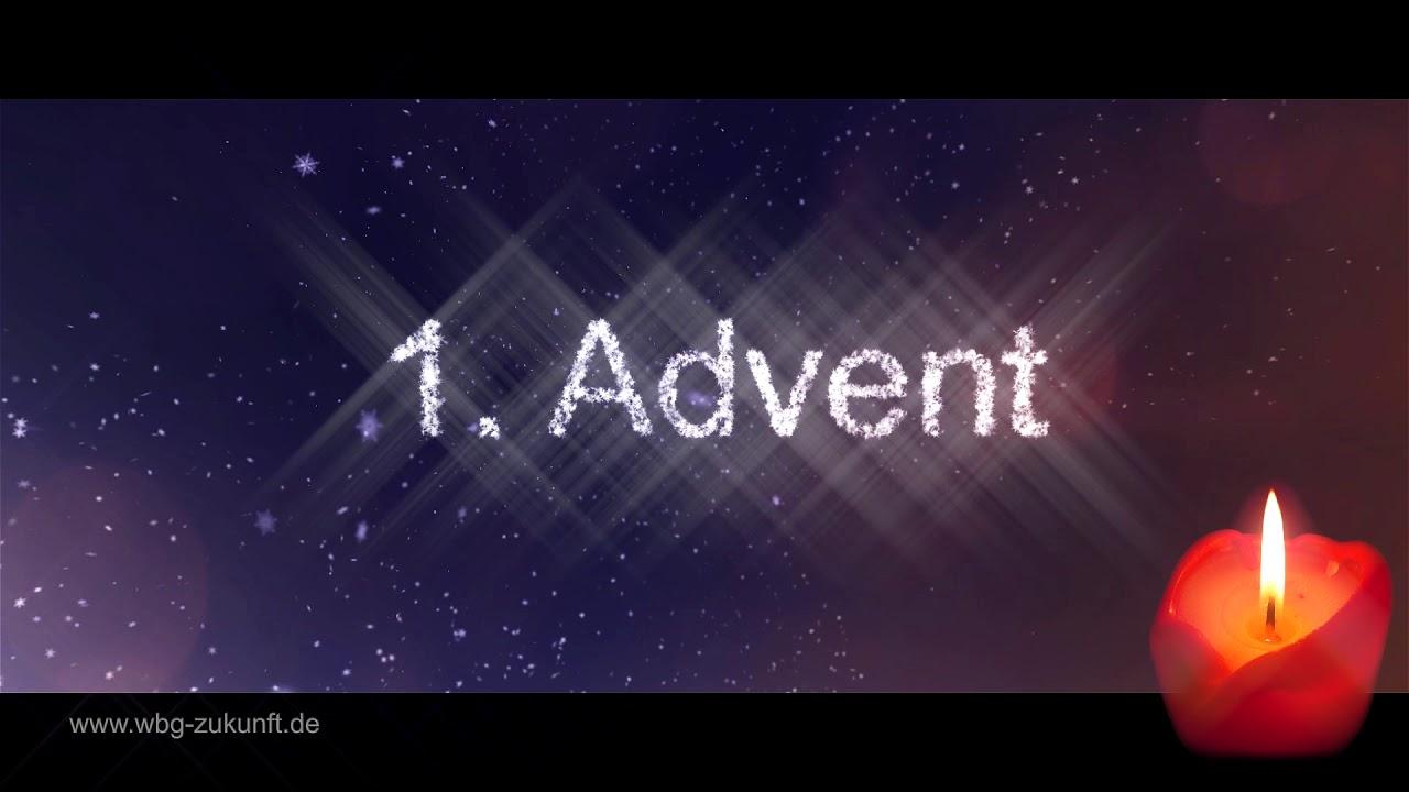 Youtube Adventsvideo
