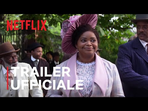 Self-made: la vita di Madam C.J. Walker | Trailer ufficiale | Netflix