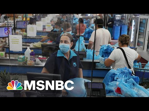 Draft Of A New Federal OSHA Rule On Masks In The Workplace Delivered To WH   Rachel Maddow   MSNBC
