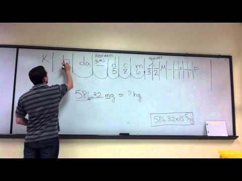 Lab Review - Metric Units Conversion (Unit 1 Metric Measurement)