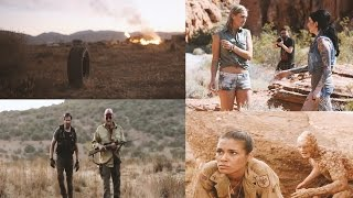 TOP 5 MOVIES | In Desert - Tremors 5 - The Hills Have Eyes HD