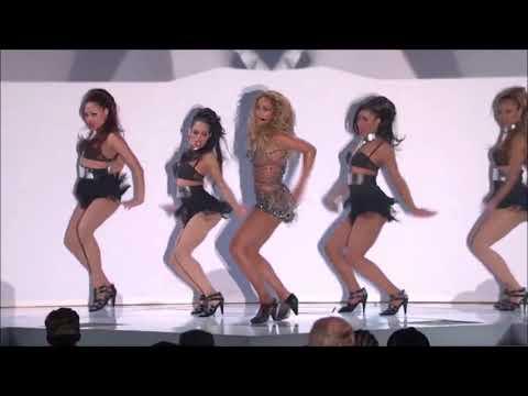 Beyoncé Dances To El Mechón By Banda MS