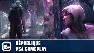 République - PS4 Gameplay Footage