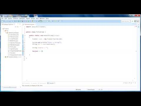 Java Program to test for Palindrome String (Using Loops)