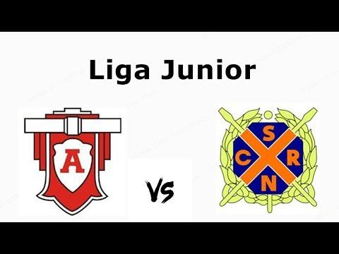 Liga Junior I Atenas De La Plata Vs. Regatas de San Nicolas